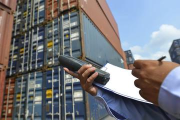 foreman control forklift handling