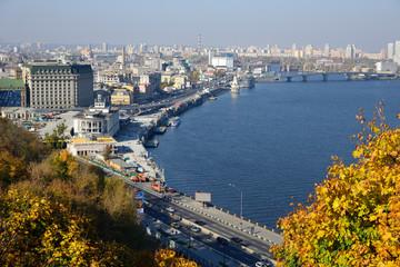 Kiev fall