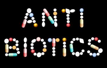 Antibiotic Pills Medicine
