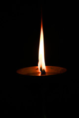 Deepavali Oil Lamp