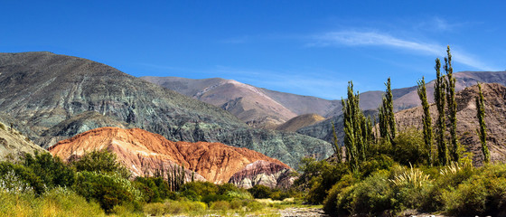 Colours of Jujuy