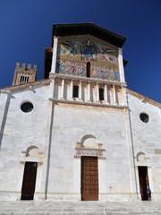 San Frediano, Lucca, Italia