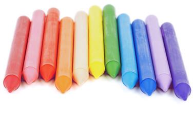 Polymeric Crayons