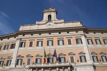 Das Parlament in Rom