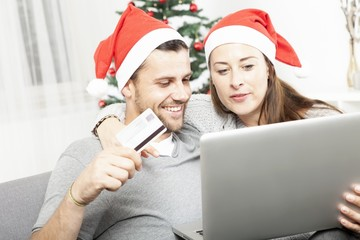 happy couple find perfect present gifts