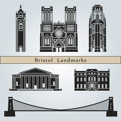 Bristol landmarks and monuments