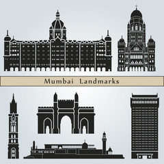 Mumbai landmarks and monuments