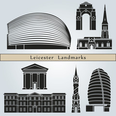 Leicester landmarks and monuments