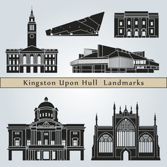 Kingston Upon Hull landmarks and monuments