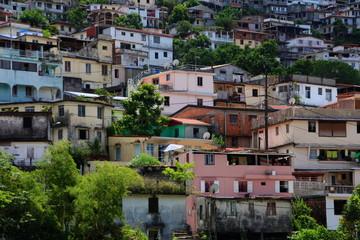 Pauvreté - Antilles