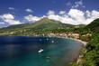 Leinwanddruck Bild - Martinique - Saint Pierre