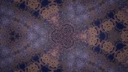Kaleidoscope multicolor spin
