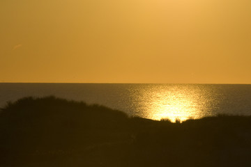 Sonnenuntergang, Abendrot, Abend;