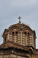 byzantine church dome