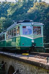 Zahnradbahn Drachenfels Siebengebirge Rhein