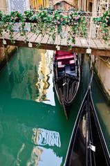 Venetian gondolas 001