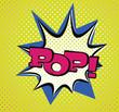 Pop Art Style Typography - 71660746