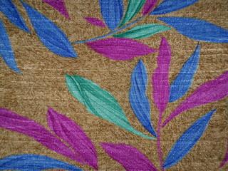 Abstract motif cloth