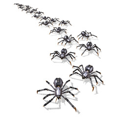 Invasion of the RoboSpiders - 2