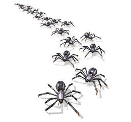 Invasion of the RoboSpiders - 2