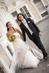 matrimonio - coppia