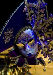 Venetian masks 007
