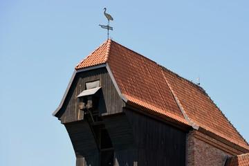 Żuraw Gdański (dawny dźwig portowy)