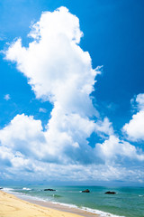 Clean Air Cloudscape Divine