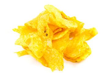 Frische Kartoffelchips