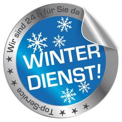 Winterdienst !