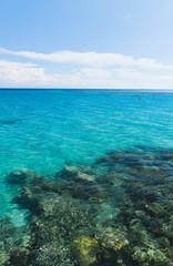 Seascape In A Blue Heaven
