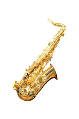 image of a saxophone