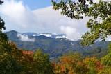 Fototapety Appalachian Mountain Scene-01
