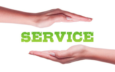 Service and hands