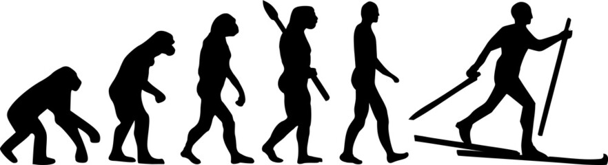 Cross Country Ski Evolution