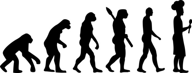 Cooking Evolution