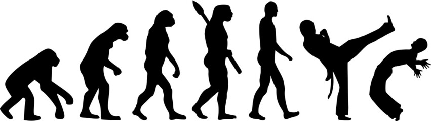 Capoeira Evolution