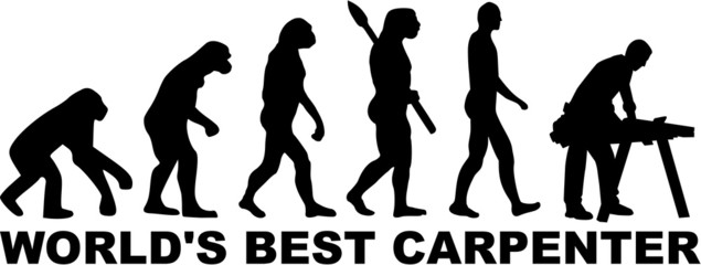Carpenter Evolution World's Best