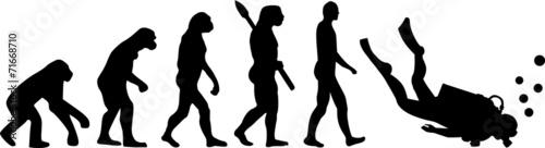 Diver Evolution - 71668710