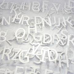 Buchstaben - 3d Render