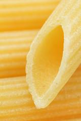 Pasta texture, macro