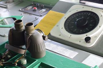 binocular for navigation