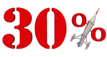 Рост 30%. Концепция
