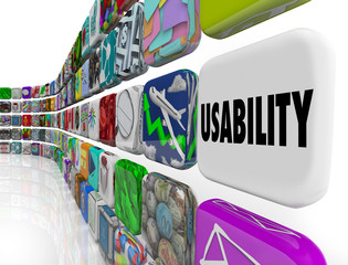 Usability Word Applications Software Program Widgets