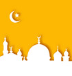 Islamic architecture background, Ramadan Kareem - 71675121