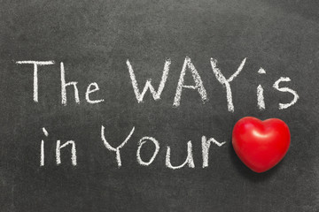 the way in heart