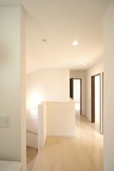 戸建て住宅の2fホール イメージ
