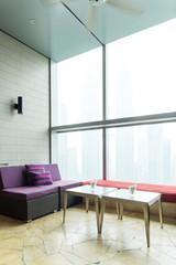 modern business office building,lobby