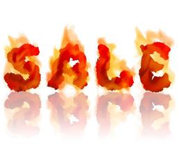 inscription burning sale