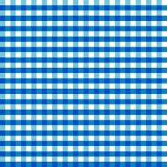 Blue RetroSquare Pattern